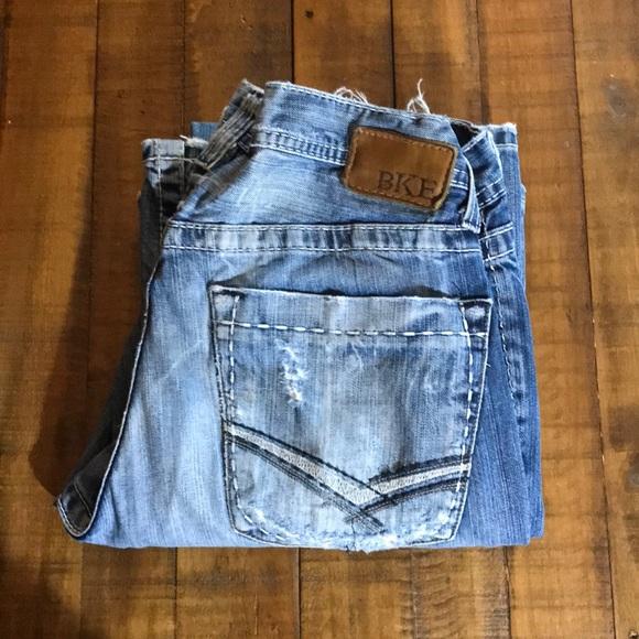 BKE Other - BKE Fulton Jeans Sz:32/30